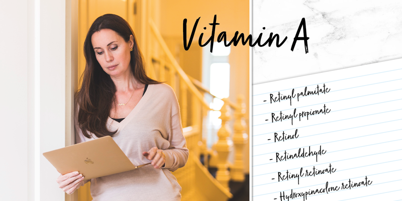 Vitamin A Jetske Ultee