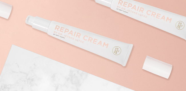 The Unique Ingredients in the Repair Cream